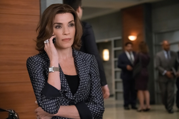 The Good Wife: Alicia in una foto dell'episodio End