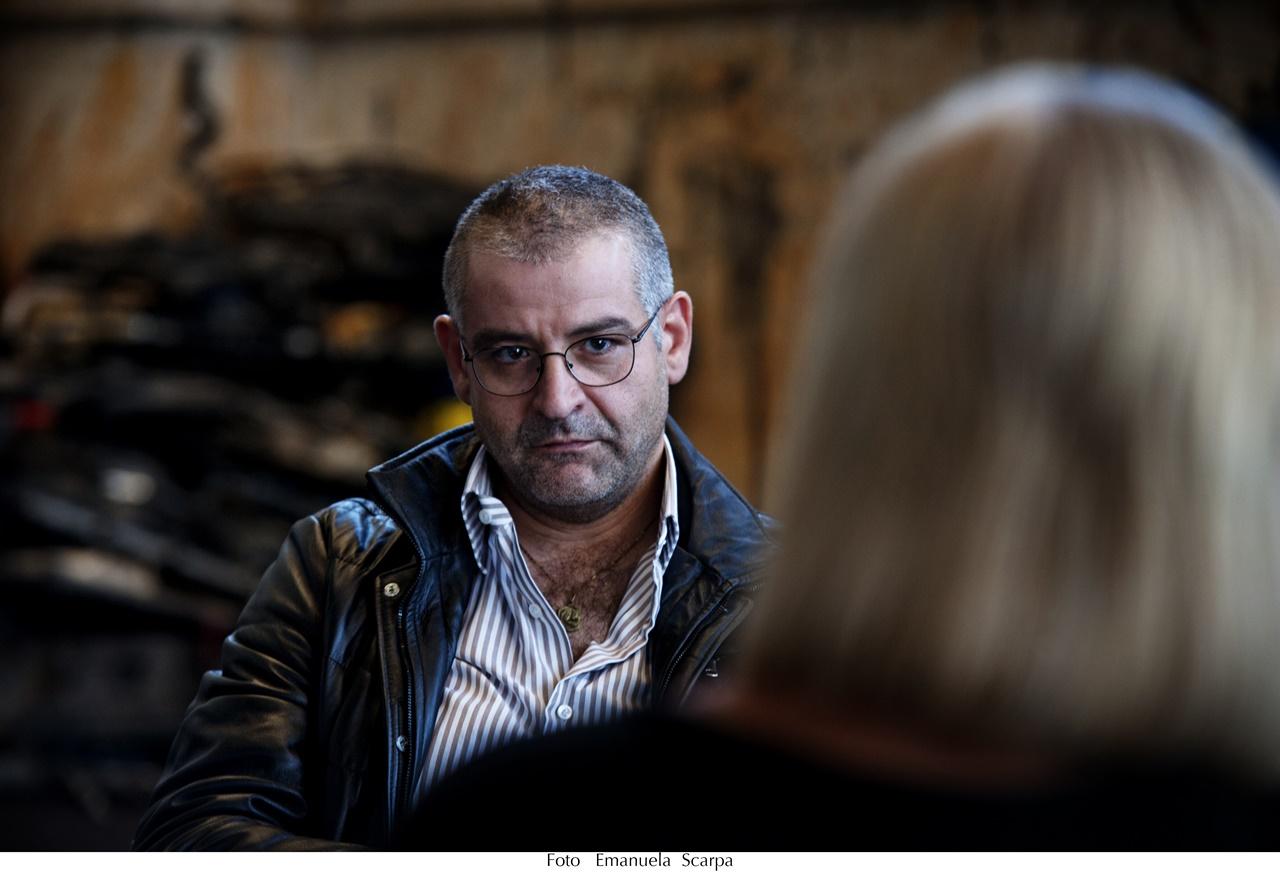 Gomorra: l'attore Fortunato Cerlino è Pietro