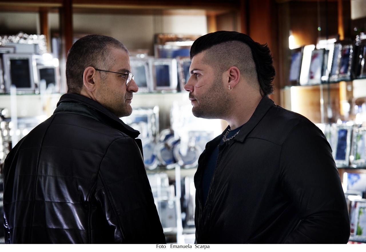 Gomorra: Fortunato Cerlino e Salvatore Esposito interpretano Pietro e Genny