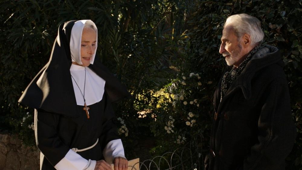 Le cancre: Paul Vecchiali ed Edith Scob in una scena del film