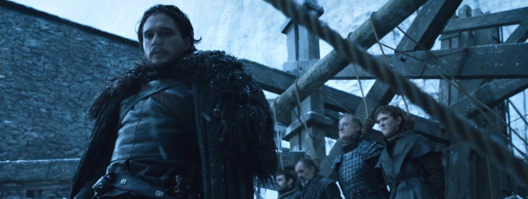 Il trono di spade:  Jon Snow punisce i suoi assassini nell'episodio Oathbreaker