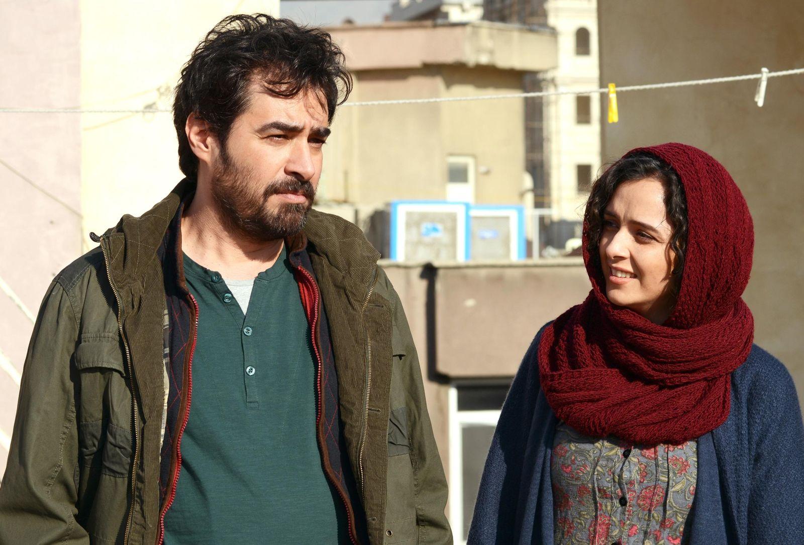 The Salesman: Taraneh Alidoosti e Shahab Hosseini in un momento del film