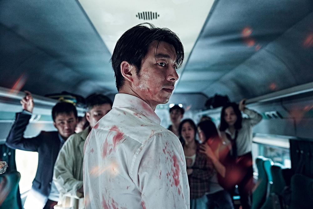Train to Busan: un'immagine tratta dal film sudcoreano