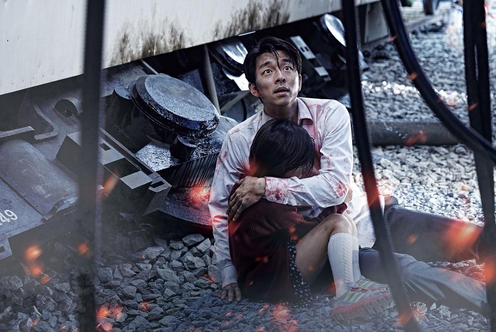 Train to Busan: un momento del film sudcoreano