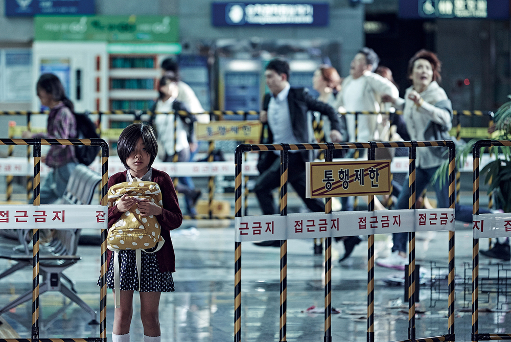 Train to Busan: un'immagine tratta dal film