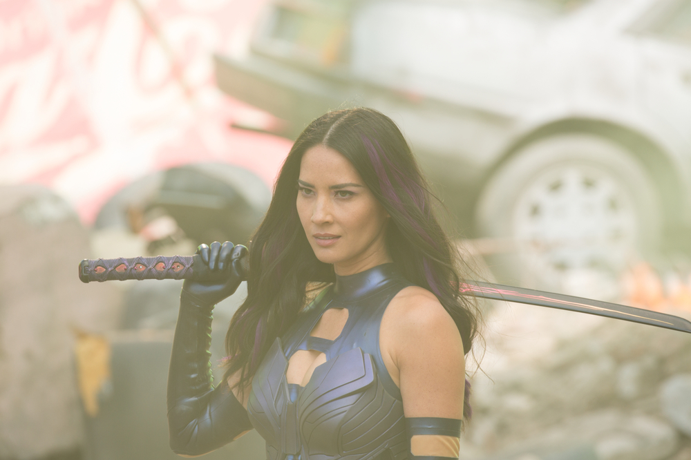 X-Men: Apocalisse - Olivia Munn in una scena del film