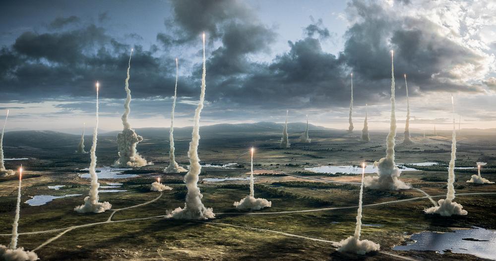 X-Men: Apocalisse - una bella immagine tratta dal film