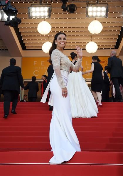 Festival di Cannes 2016: Eva Longoria sul red carpet