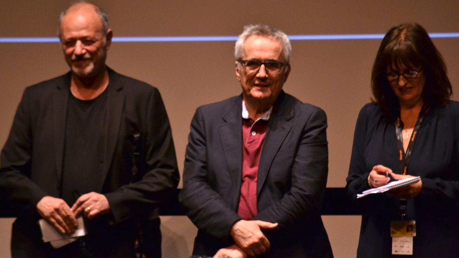 Cannes 2016: conferenza di Fai bei sogni, Marco Bellocchio