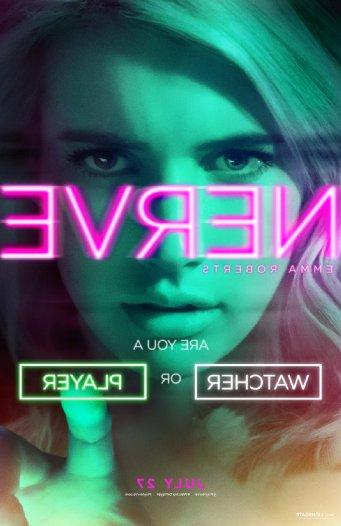 Nerve: il character poster del film di Emma Roberts