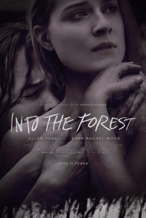 Into the Forest: la locandina ufficiale