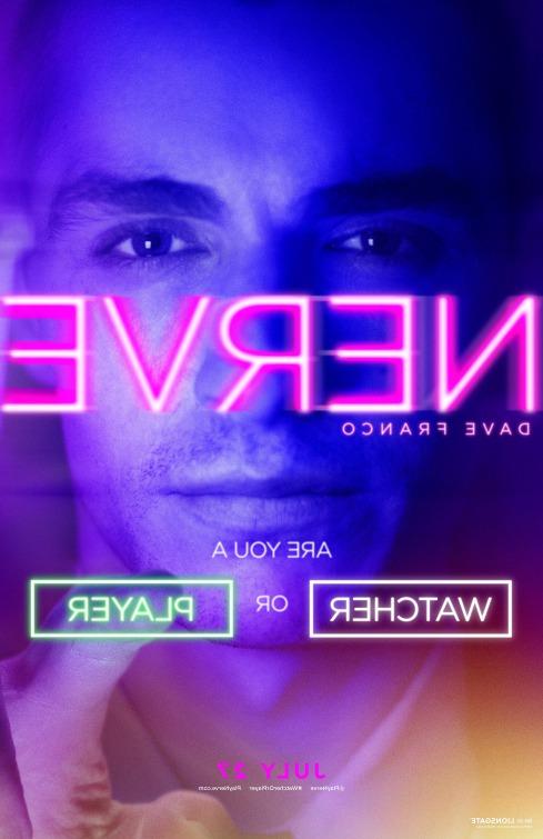Nerve: il character poster del film di Dave Franco