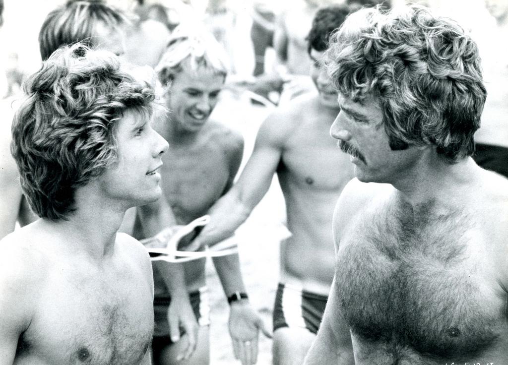 Parker Stevenson e Sam Elliott in Lifeguard