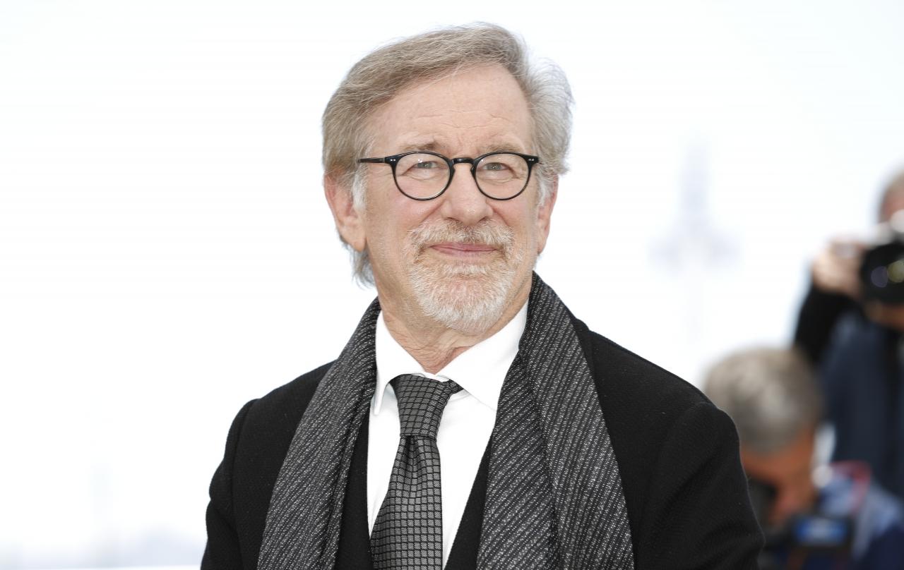 The BFG: Steven Spielberg al photocall di Cannes 2016
