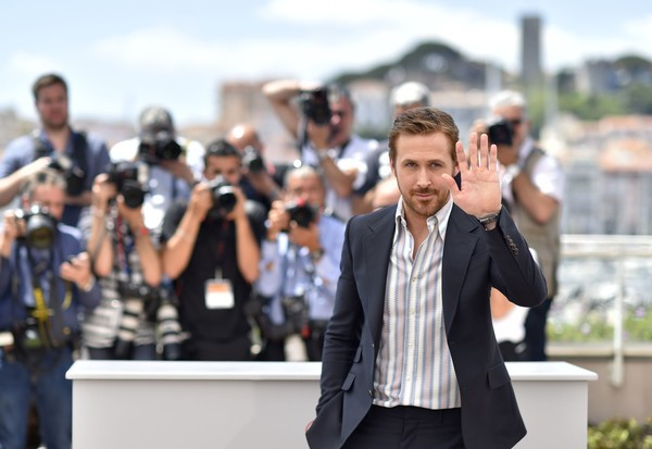 The Nice Guys: Ryan Gosling durante il photocall del film