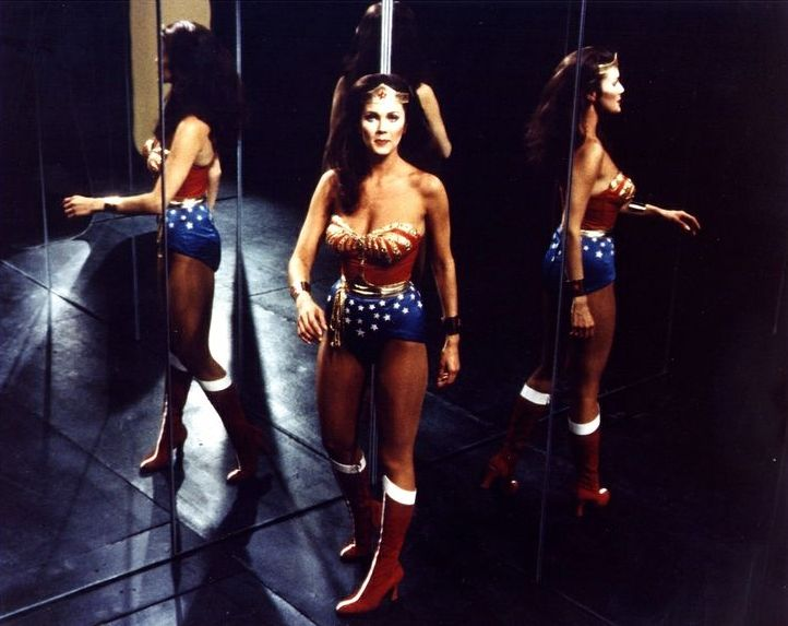 Lynda Carter è Wonder Woman