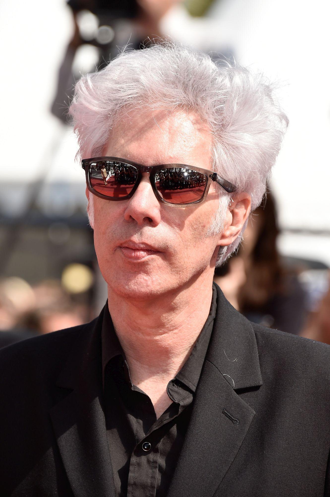 Paterson: un primo piano del regista Jim Jarmush a Cannes