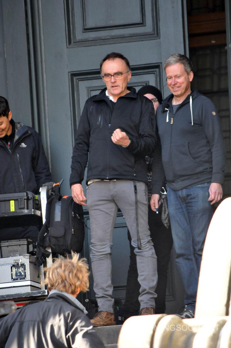 Trainspotting 2: Danny Boyle dirige una scena