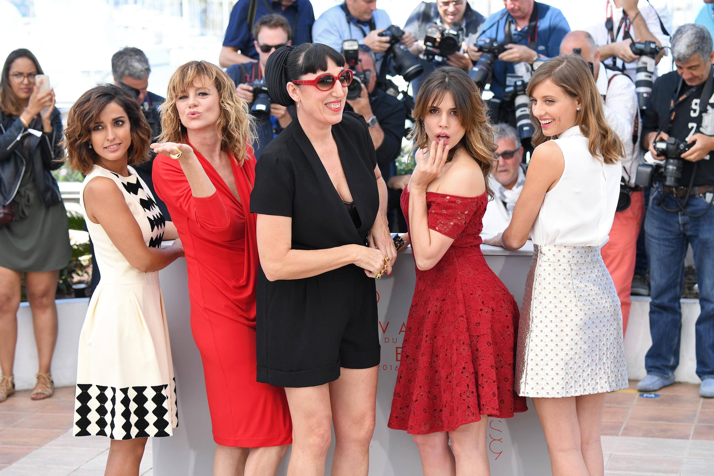 Julieta: il cast femminile al completo a Cannes 2016