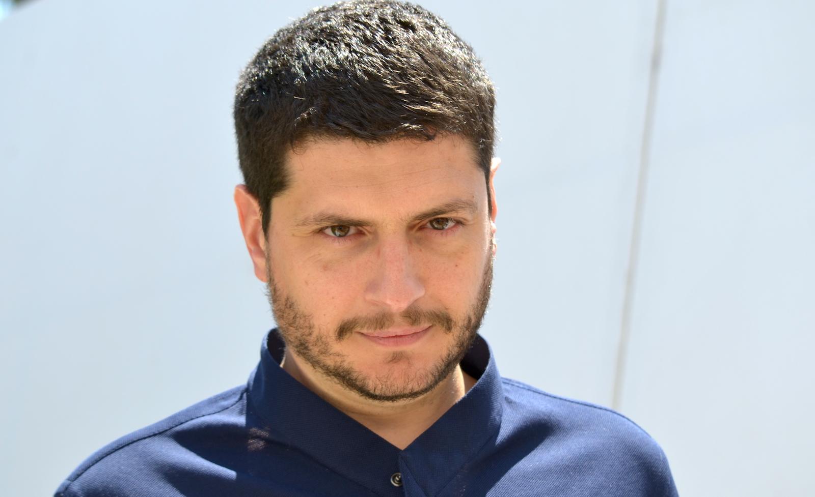 Cannes 2016: il regista Claudio Giovannesi al photocall di Fiore