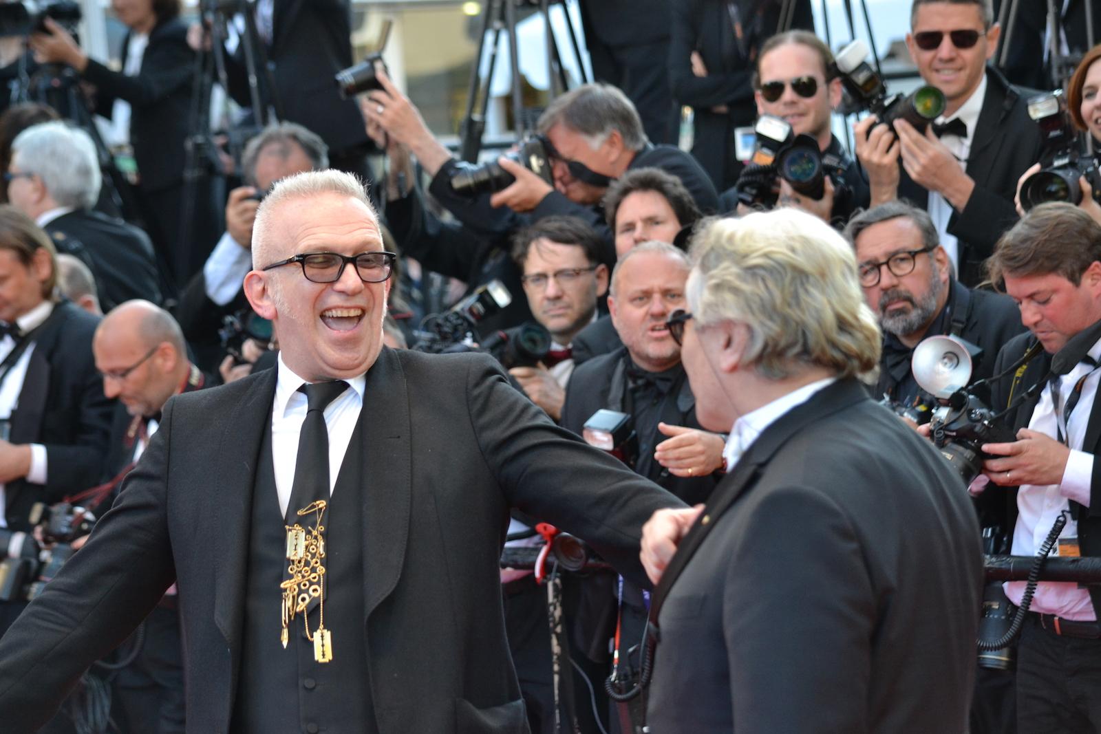 Cannes 2016: George Miller scherza sul red carpet di Julieta
