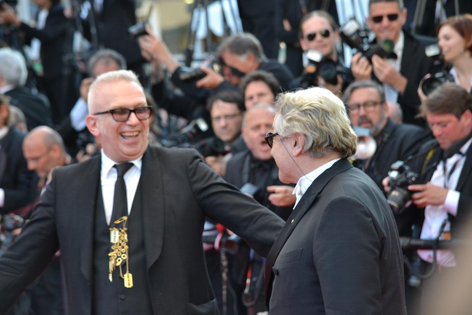 Cannes 2016: George Miller mentre scherza sul red carpet di Julieta