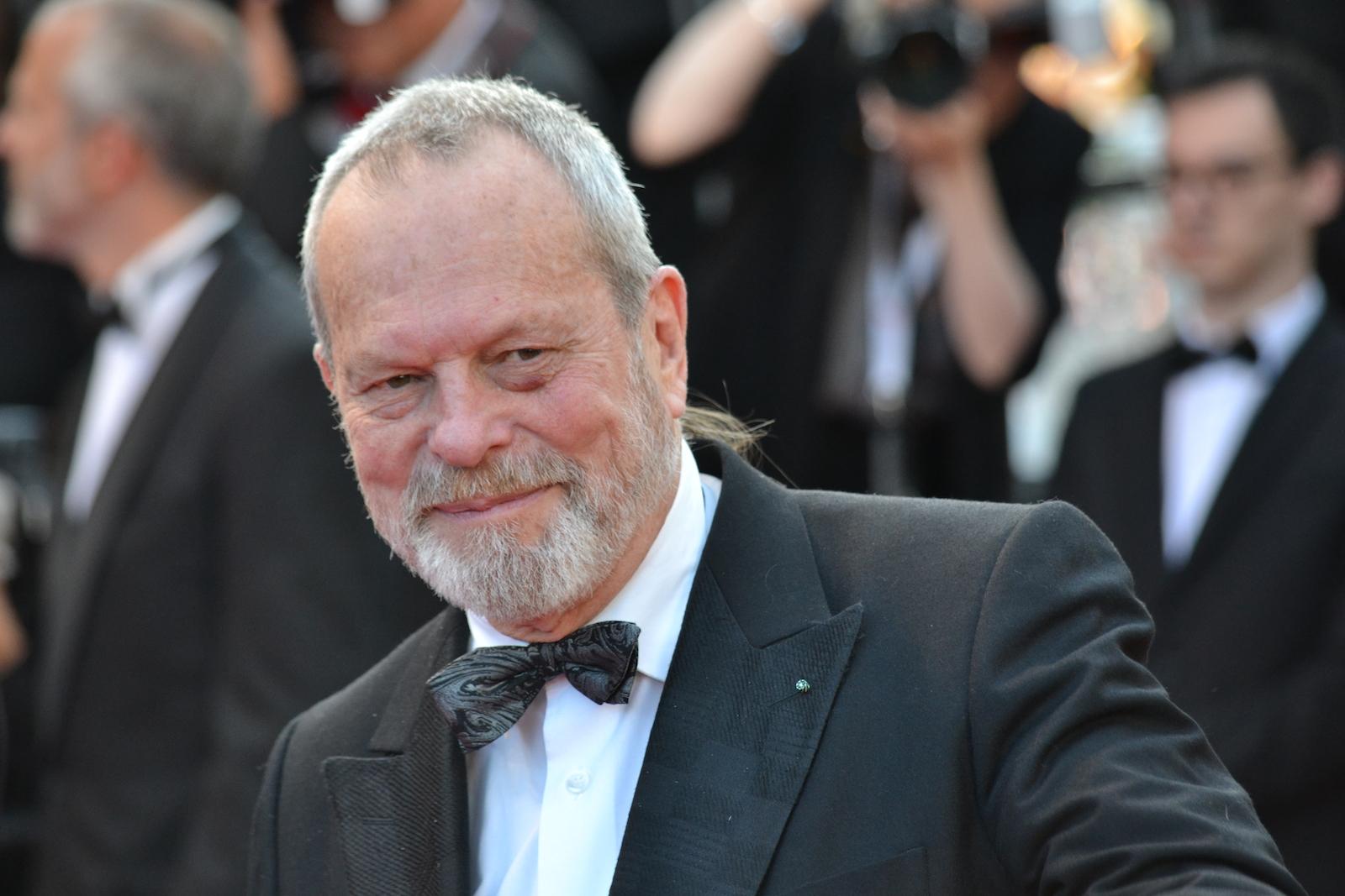 Cannes 2016: Terry Gilliam sul red carpet di Julieta