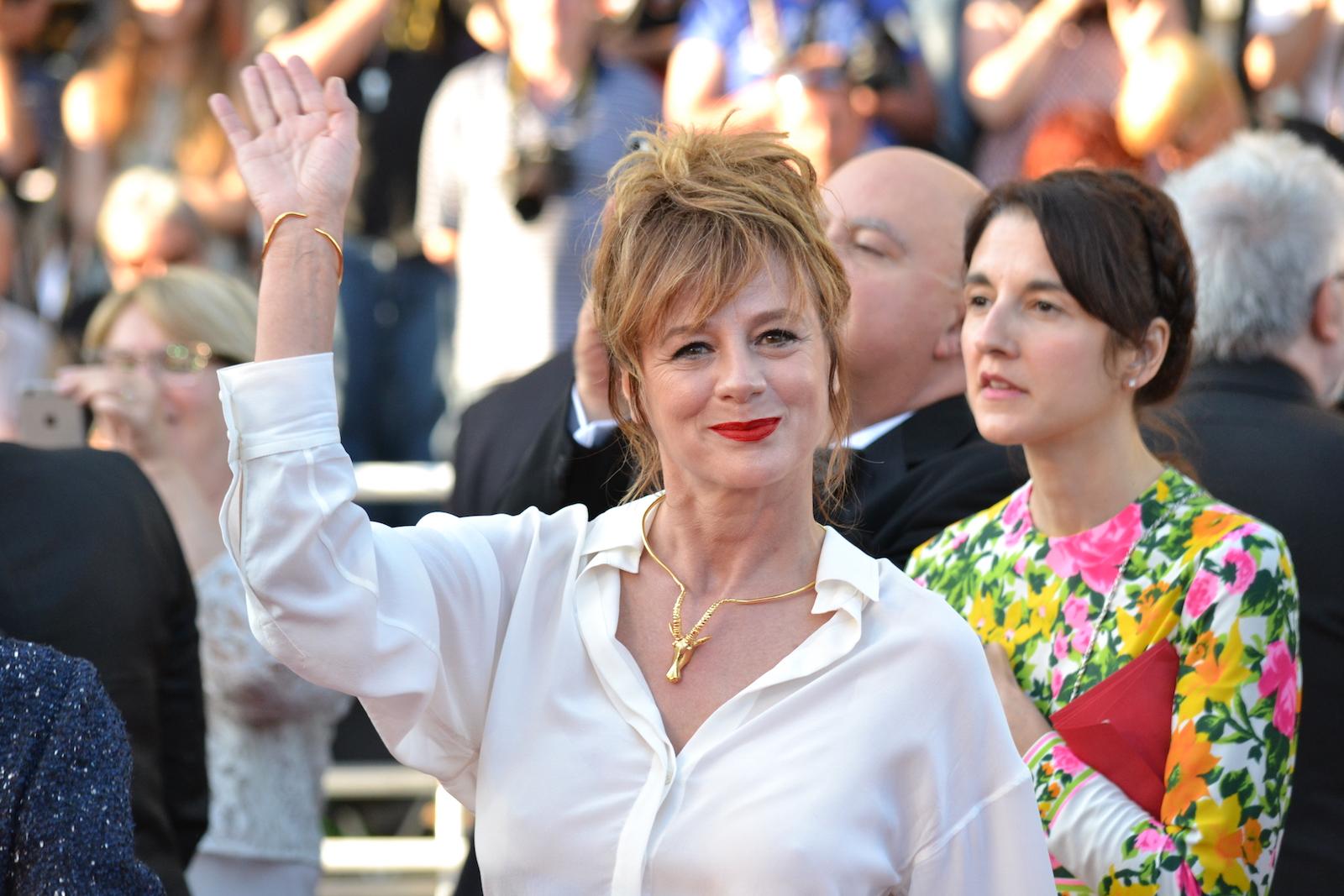 Cannes 2016: Emma Suárez sul red carpet di Julieta