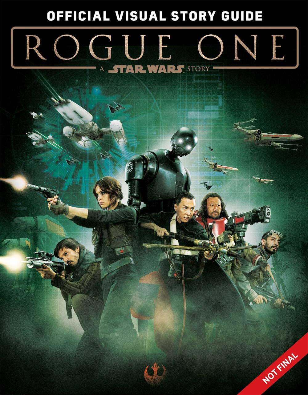 Rogue One: le immagini di The Official Visual Story Guide