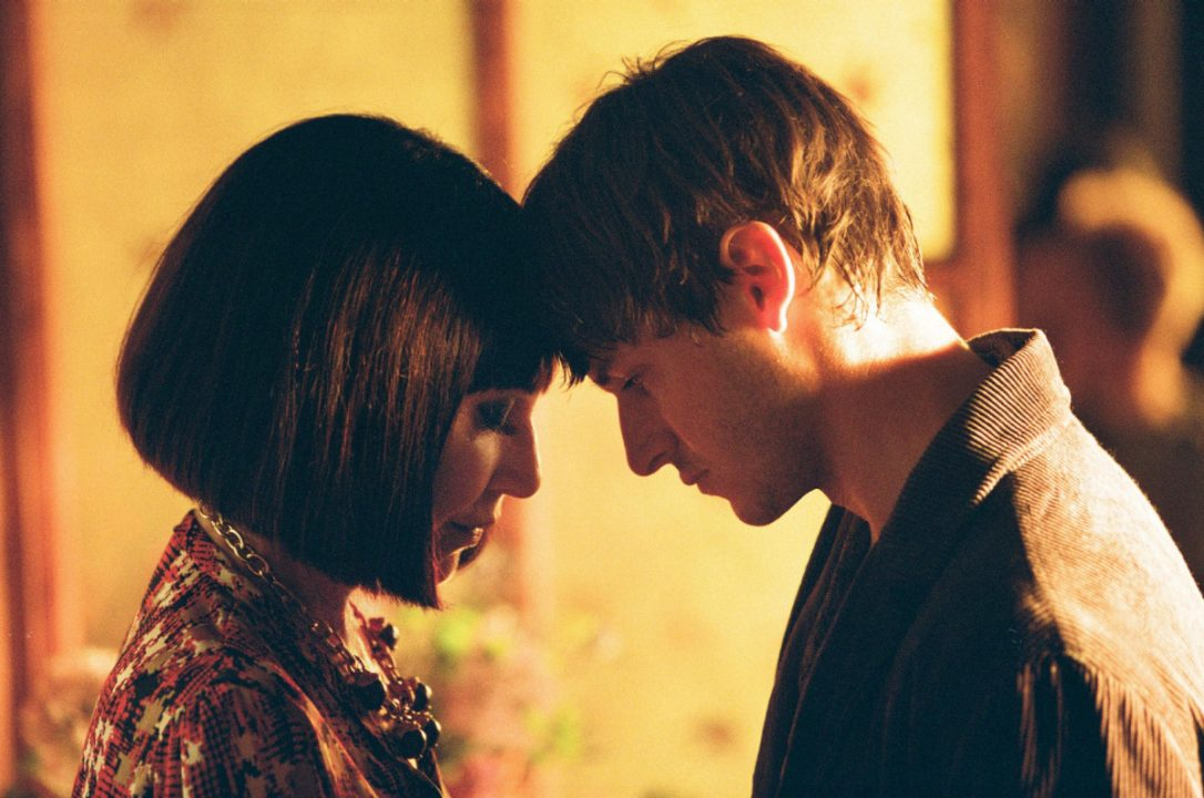 Nathalie Baye e Gaspard Ulliel in It's Only The End of The World