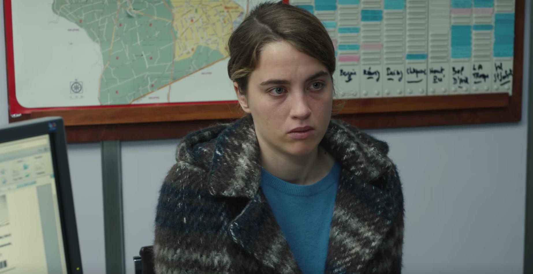 Cannes 2016: immagine dal film La fille inconnue