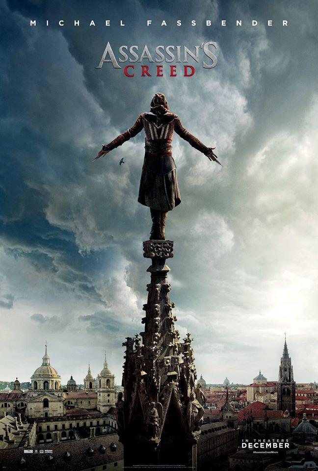 Assassin's Creed - Ecco la nuova locandina