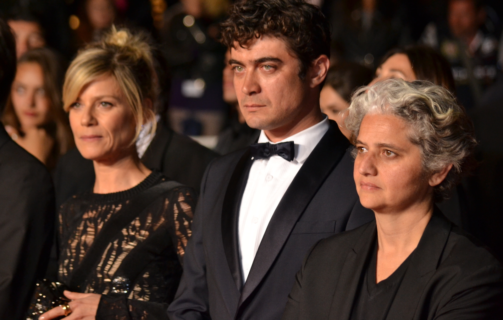Cannes 2016: Riccardo Scamarcio e Viola Prestieri sul red carpet per Pericle il nero