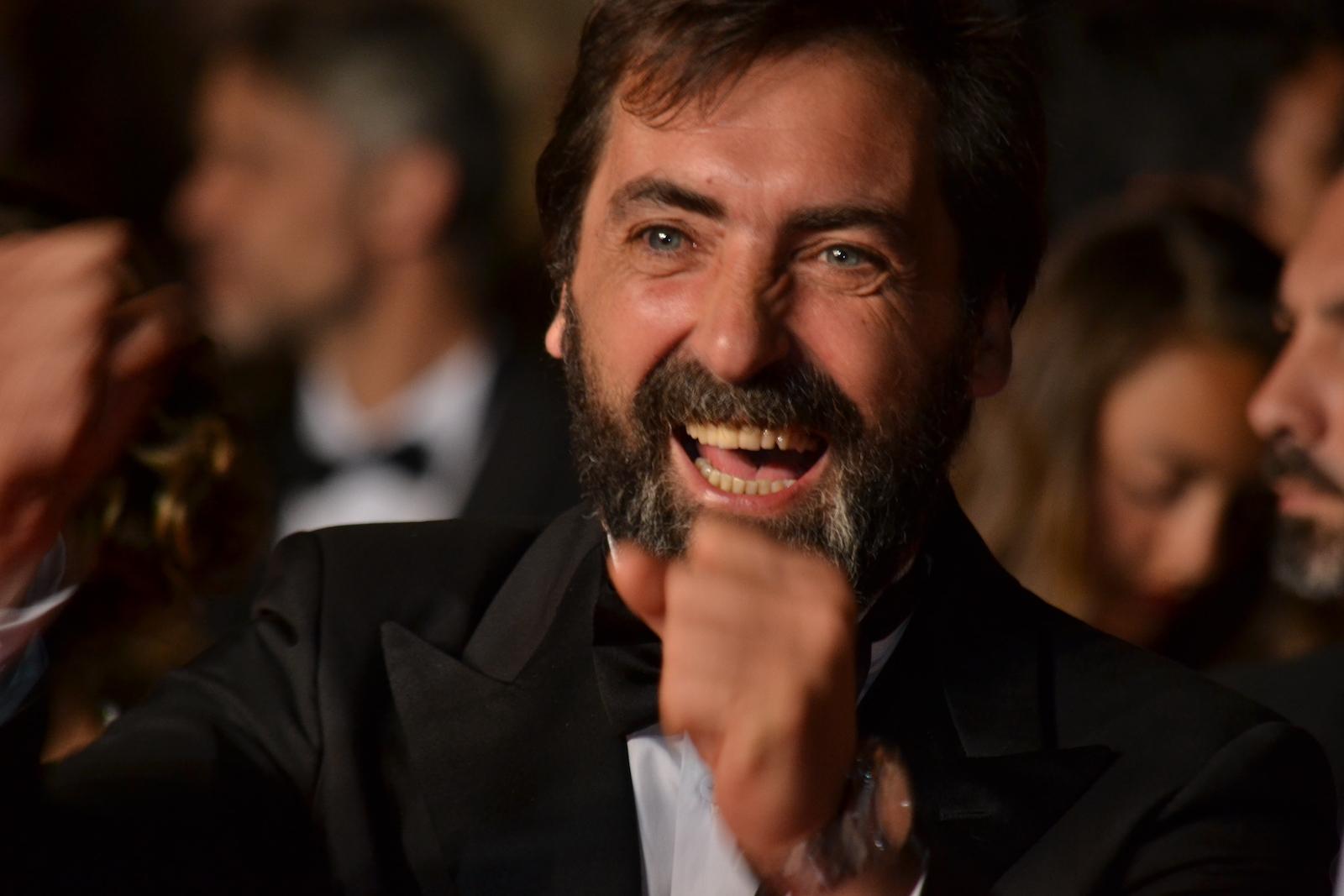 Cannes 2016: Stefano Mordini sul red carpet per Pericle il nero