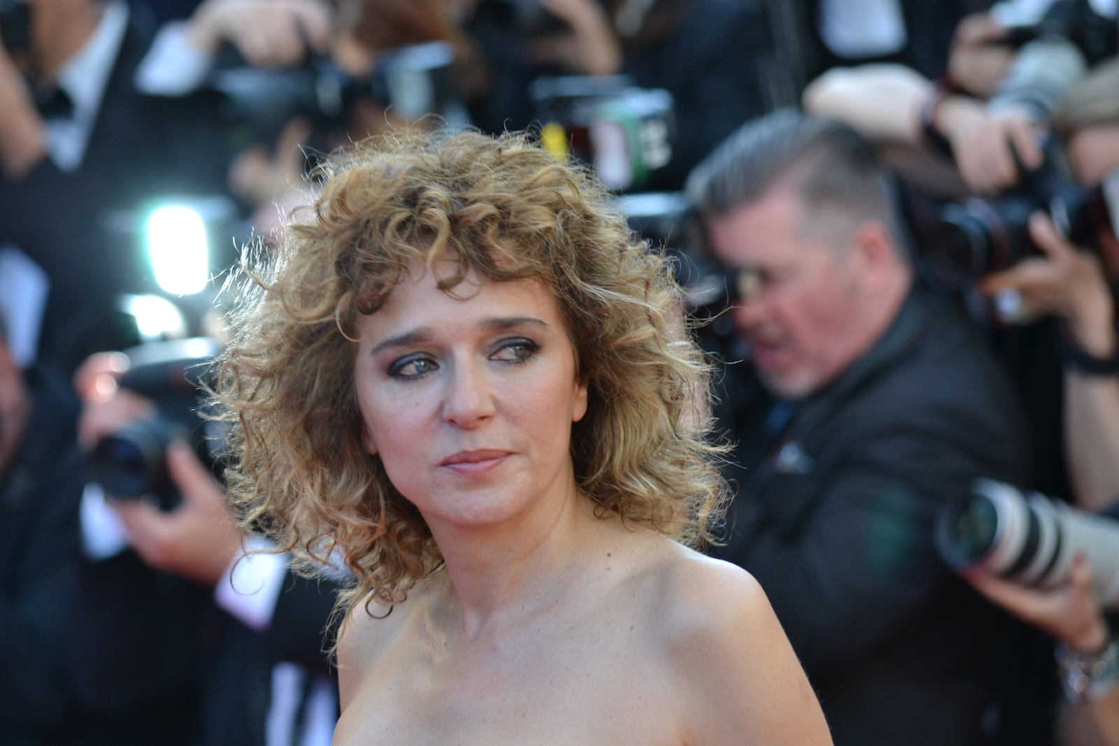 Cannes 2016: Valeri Golino sul red carpet di The last Face