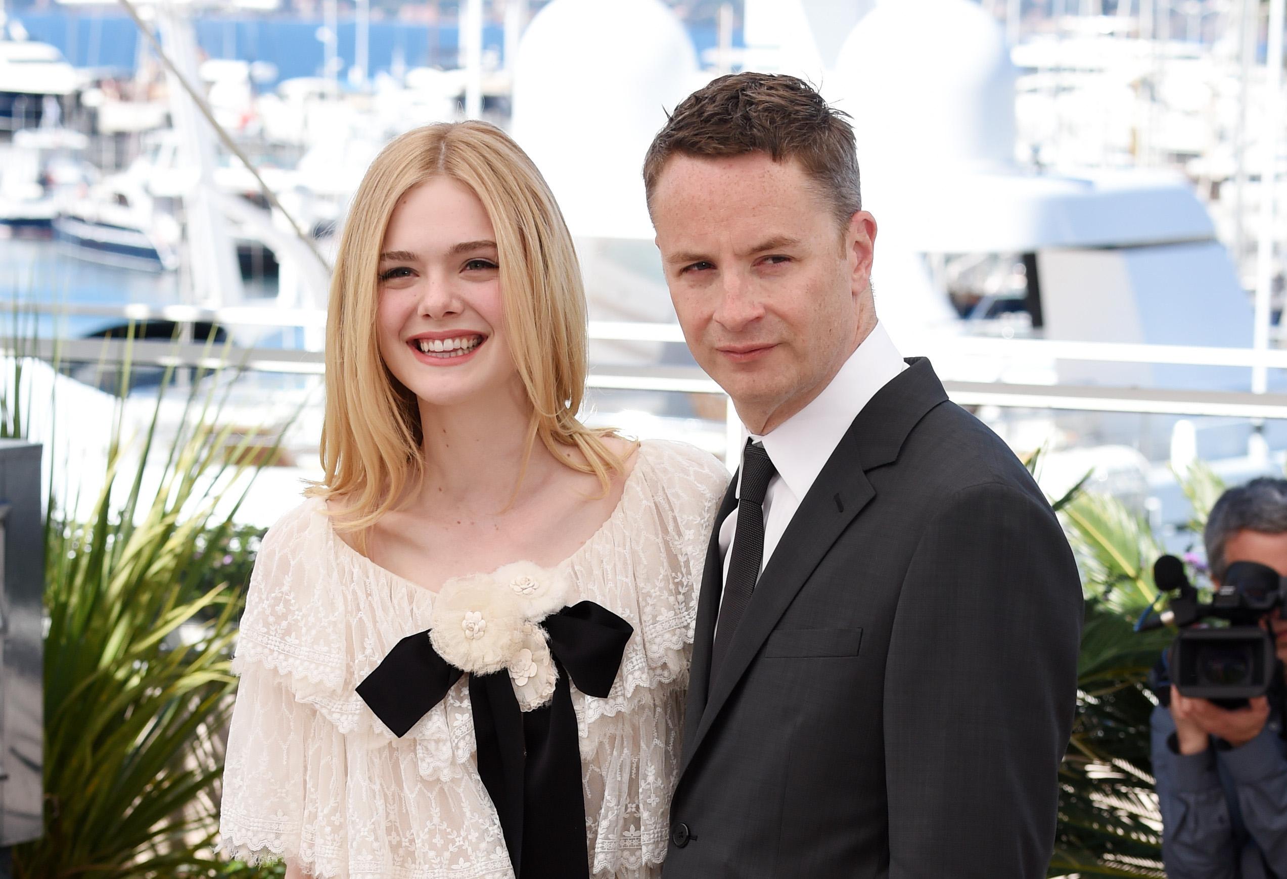 The Neon Demon: Nicolas Winding Refn ed Elle Fanning a Cannes