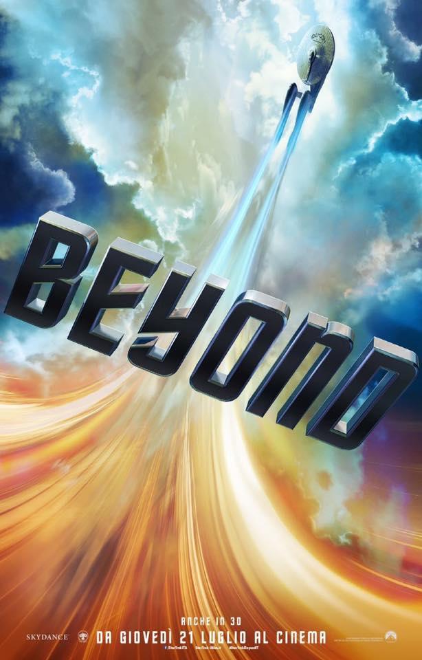 Star Trek Beyond: ecco il teaser poster