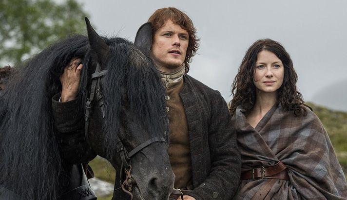 Outlander: un'immagine della serie