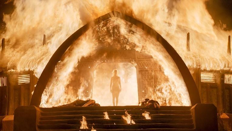 Il trono di spade: Daenerys tra le fiamme in Book of the Stranger