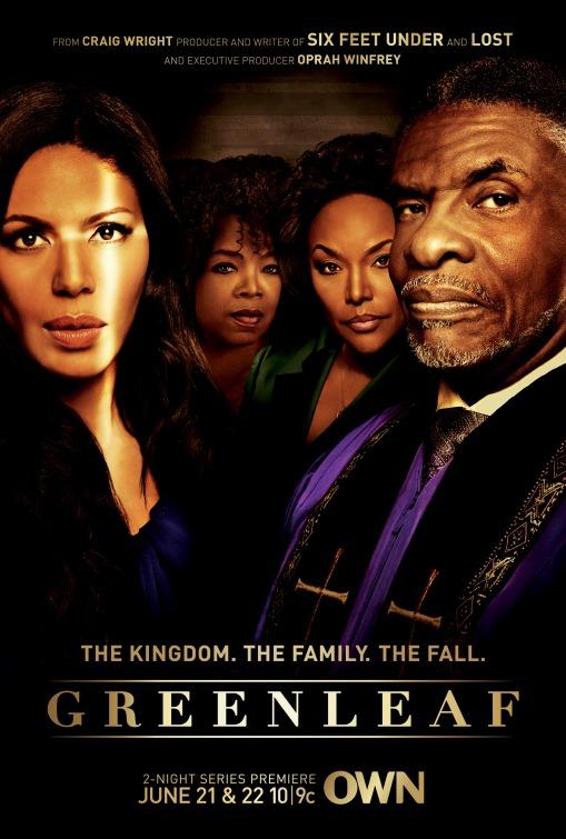 Greenleaf: il poster della serie