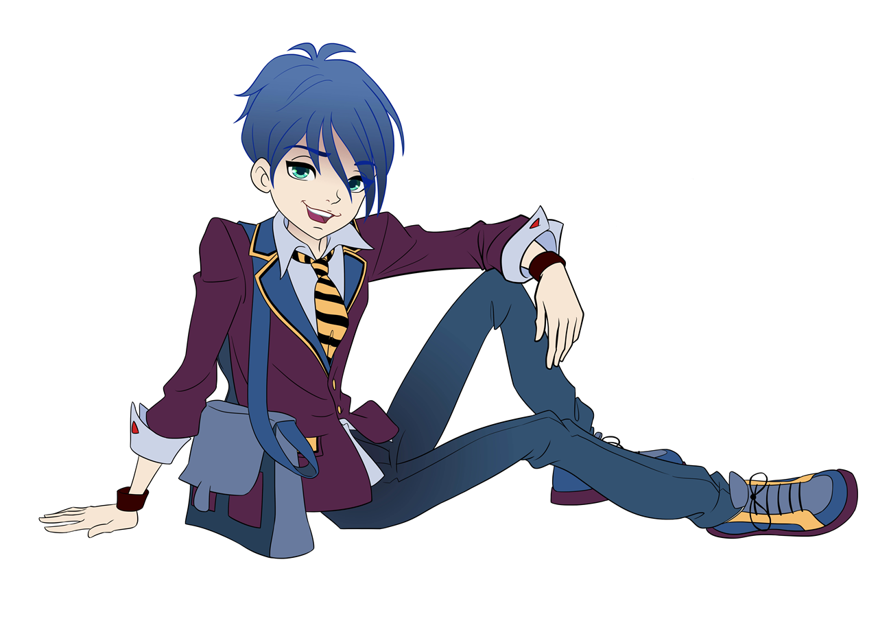 Regal academy un 39 immagine di hawk 427396 for Disegni da colorare regal academy