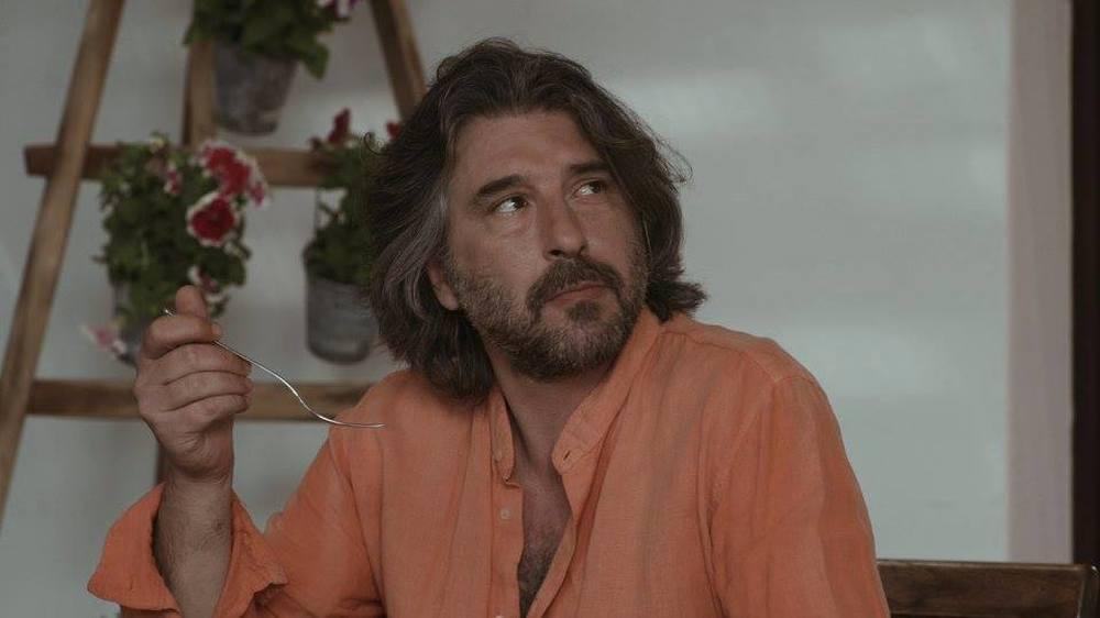 Calcolo infinitesimale: Luca Lionello in una scena del film