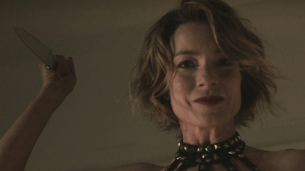 Calcolo infinitesimale: Stefania Rocca in una scena del film