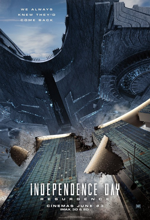 Independence Day: Resurgence - Il nuovo poster del film