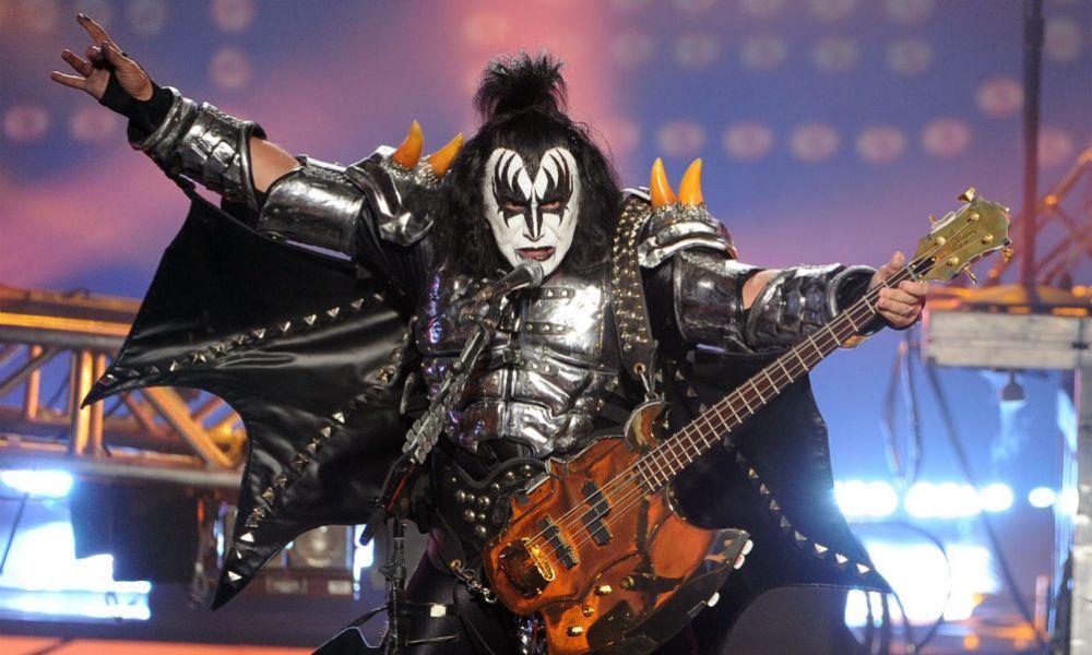 Kiss Rocks Vegas: un'immagine del documentario musicale