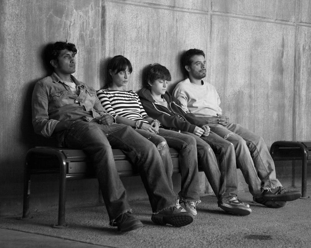 Güeros: un'immagine del film
