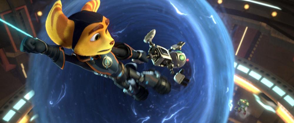 Ratchet & Clank - Il film: un'immagine del film animato