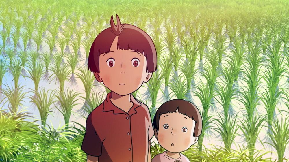 Shinko e la magia dei mille anni: una scena del film d'animazione