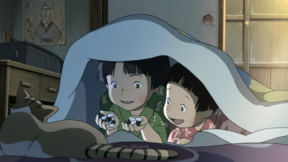 Shinko e la magia dei mille anni: un'immagine del film d'animazione