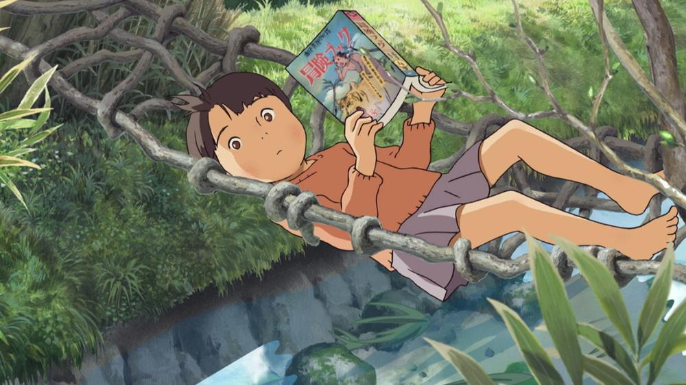 Shinko e la magia dei mille anni: un'immagine del film animato